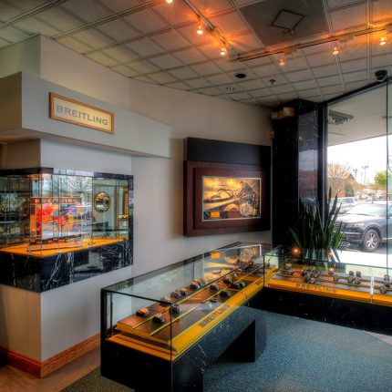 Greenville SC jewelry store